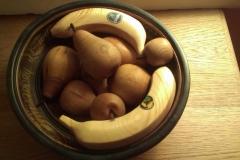 Forskellig frugt